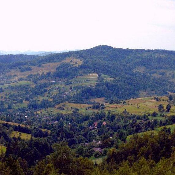 Село Орів