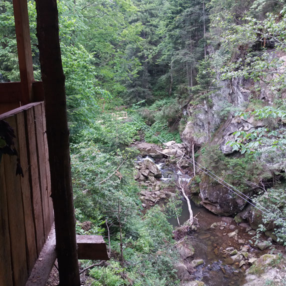 Водопад Камянка