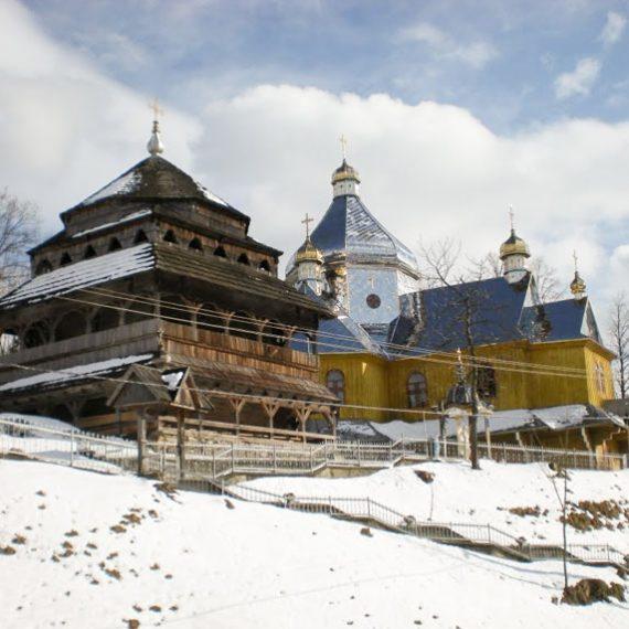 Дерев'яна церква Архистратига Михаїла