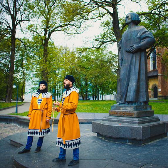 Тайны Дрогобычской ратуши