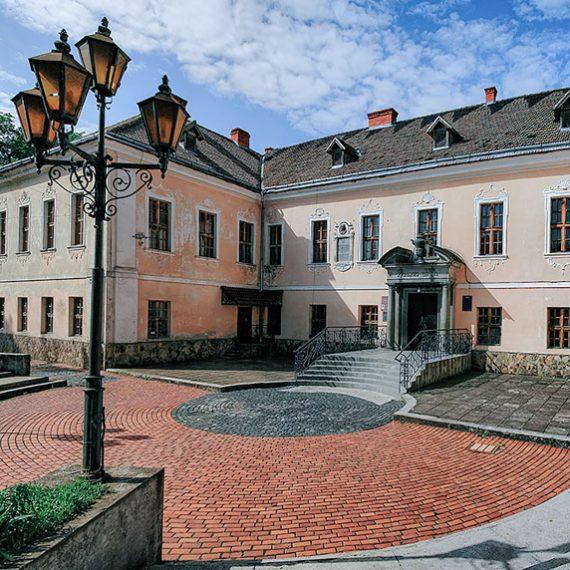 Палац Ракоці в Мукачево