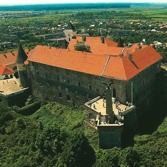 Замок «Паланок»