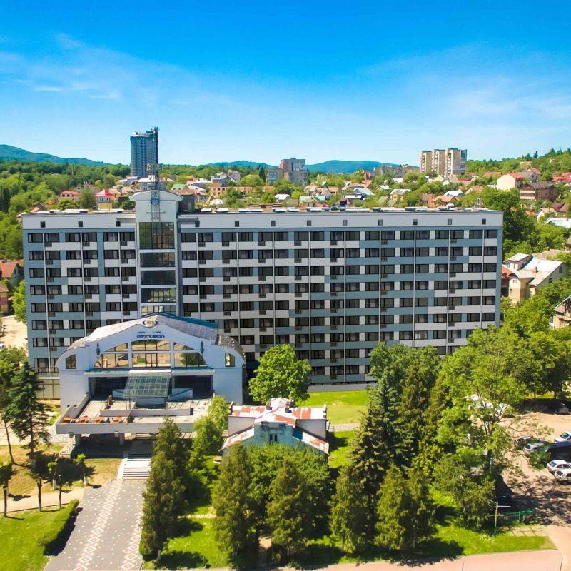 Санаторно-туристичний комплекс «ТРУСКАВЕЦЬ 365»