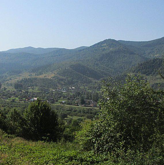Мир Бескидов в Карпатах