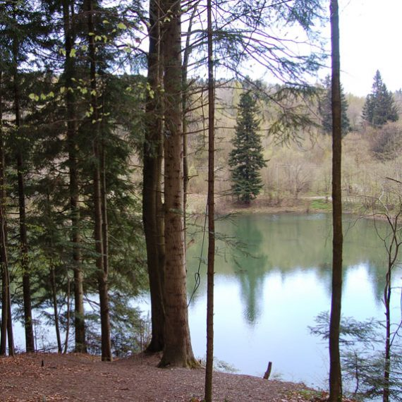 Мражницьке озеро