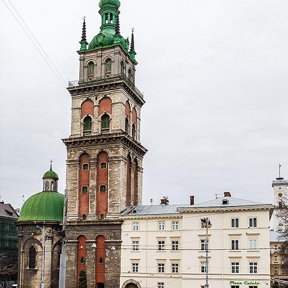 Вежа Корнякта у Львові