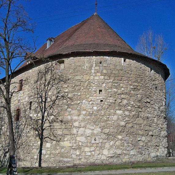 Порохова вежа у Львові