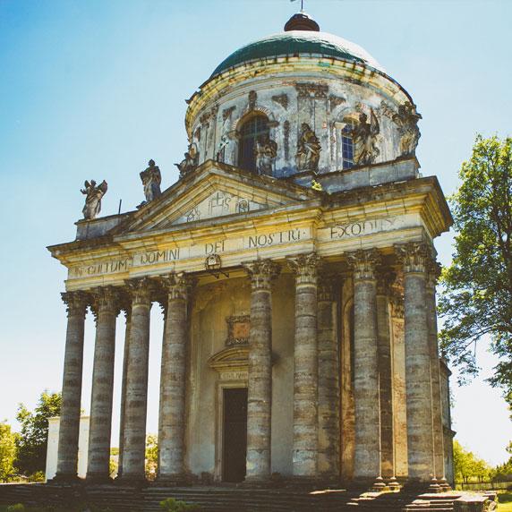 Біля Підгорецького замку